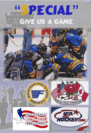 Special - Give Us A Game DVD